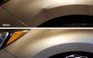 image of Elkhart Dent Repair on Subaru Fender