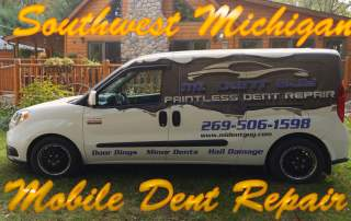 Image of Van for Mobile-Dent-Repair-Schoolcraft