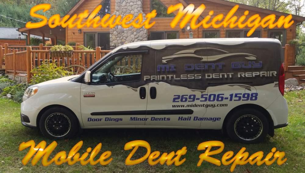 Image of Van for Mobile-Dent-Repair-Schoolcraft