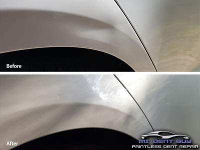 Image of Paw Paw Dent Repair Quarter Panel
