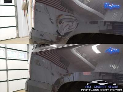 Image of Middlebury Painless Dent Repair