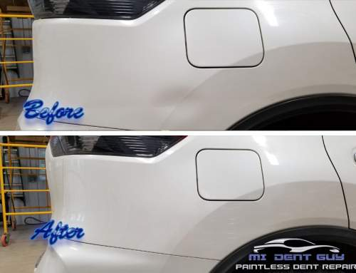 The Benefits of Angola Paintless Dent Removal