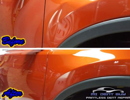 Vicksburg Dent Repair – Dents Gone Today!
